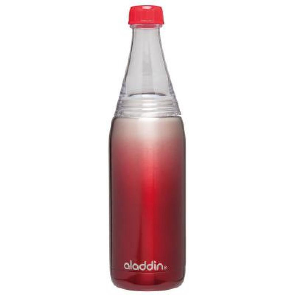 Бутылка для воды Aladdin Fresco Twist&Go 0,6 л красная (6939236337168)
