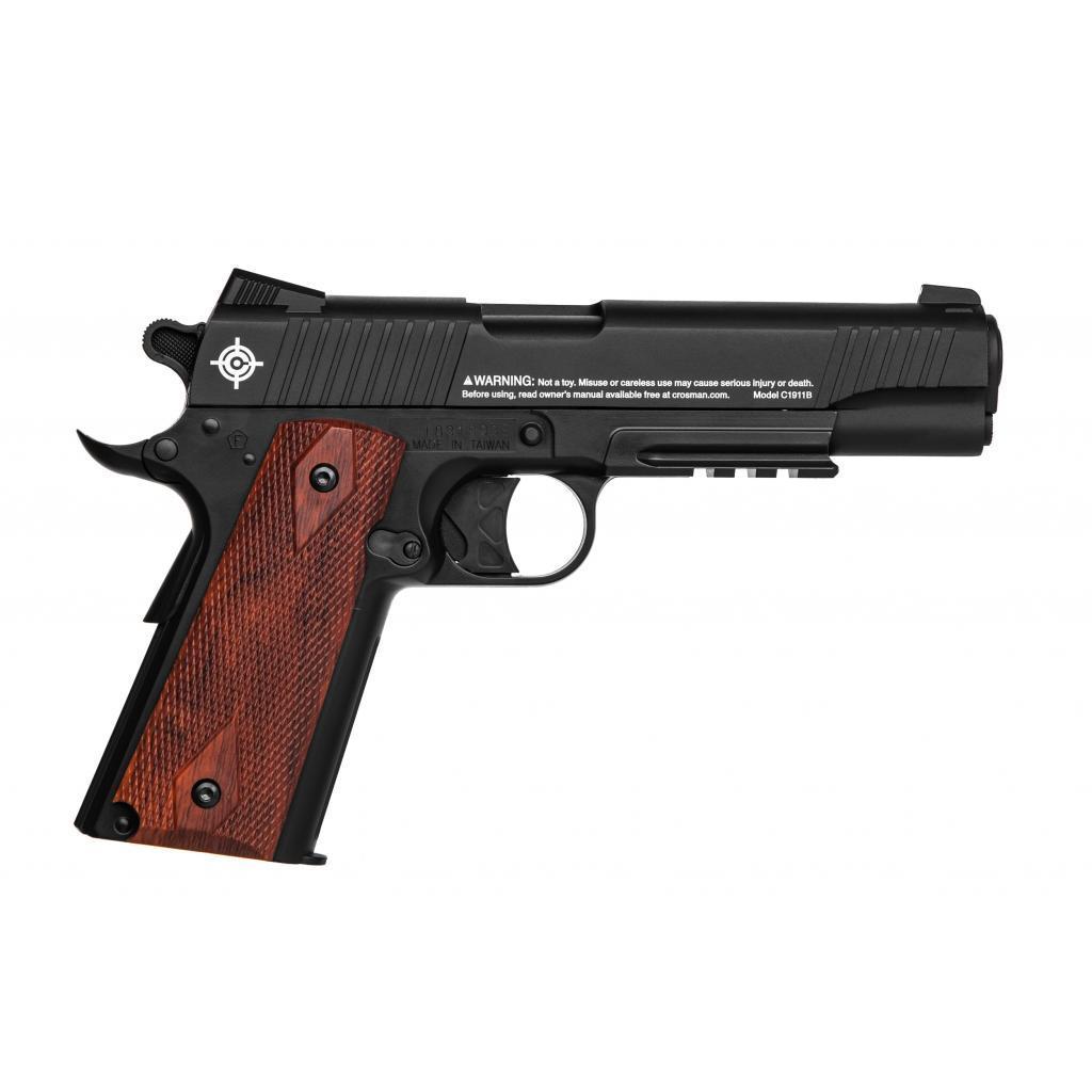Пневматический пистолет Crosman C1911B