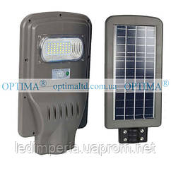 Led светильник на солнечных батареях Solar M Premium 30Вт Optima