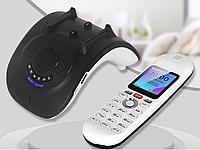 Sertec mafam M30 стационарный телефон