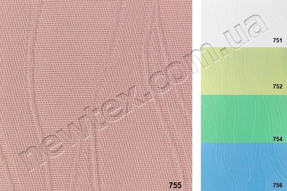 Жалюзи вертикальные 89 мм Polonez (5 цветов)