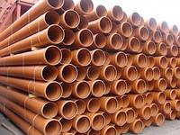 Трубы канализационные наружные 110 мм