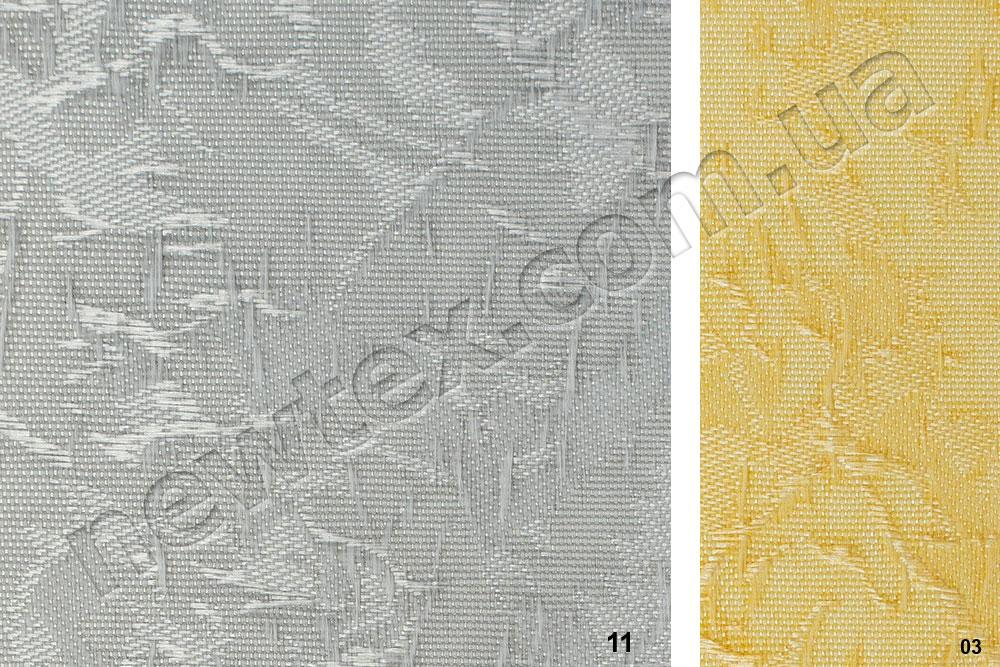 Жалюзи вертикальные 89 мм Miracle (2 цвета)