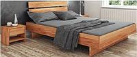 Двуспальная кровать с тумбами Виго