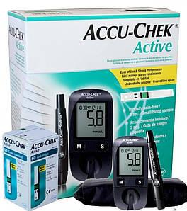 Глюкометр Accu-Chek Active (Германия)