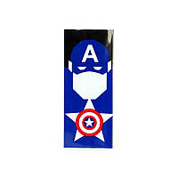 Термоусадка Battery Wrapper Captain America
