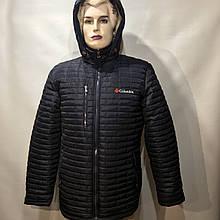 ХХЛ,ХХХЛ, р Куртка чоловіча зимова на овчині щільна тканина норма