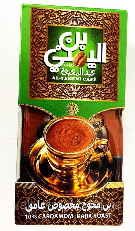 Кофе турецкий с кардамоном 10% , 100 гр,