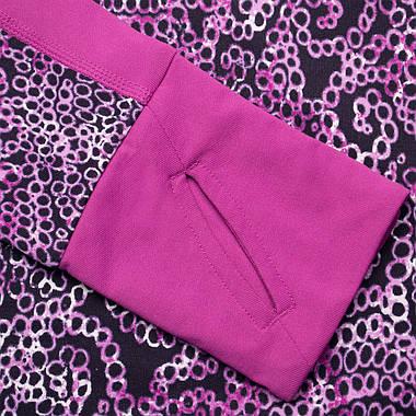 Термокофта жіноча Marmot Wm's Meghan Crew XS Purple Orchid-Flurry, фото 3