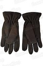 Перчатки флисовые однослойные, фото 2