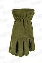 Перчатки флисовые однослойные, фото 3