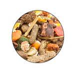Корм для кроликів Хрусткі мюслі Верселе-Лага Versele-Laga Crispy Muesli Rabbits Cuni 1 кг, фото 2