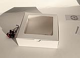 Коробка 150х150х50 мм для текстилю / для текстиля, фото 2