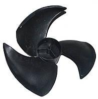 Крыльчатка вентилятора наружного блока для кондиционера D=324mm*119mm (3 лопасти)