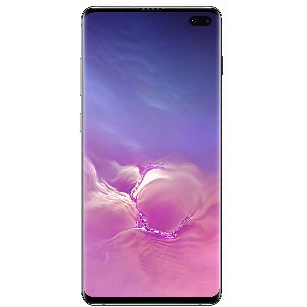 Смартфон Samsung Galaxy S10+ 128GB Black SM-G975U