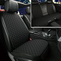 Чехлы накидки на сиденье автомобиля Can перед и зад Черный