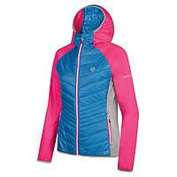 Куртка жіноча Dare 2B Airwise Wool Hybrid Blue-pink DWN348 S Blue-Pink