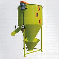 Вертикальний змішувач для сухих кормів