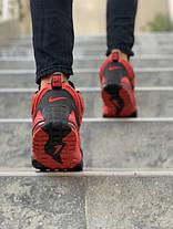 Мужские кроссовки в стиле Nike Speed Turf University Red/Black, фото 3