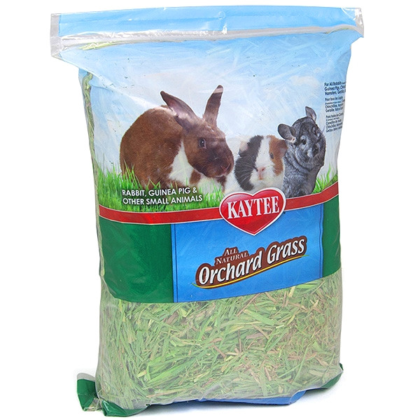 Сено садовое для грызунов Kaytee Orchard Grass 454 г