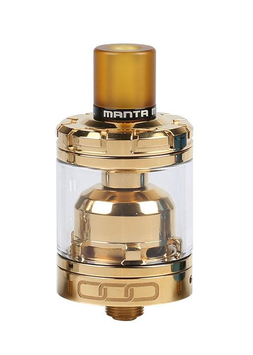 Атомайзер Advken Manta MTL RTA Gold