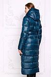 Жіночий зимовий пуховик Пандора,42-56р, фото 8