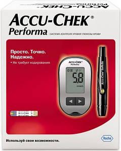 Глюкометр Accu-Chek Performa, Roche Diagnostics