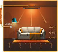Потребление энергосберегающих длинноволновых обогревателей