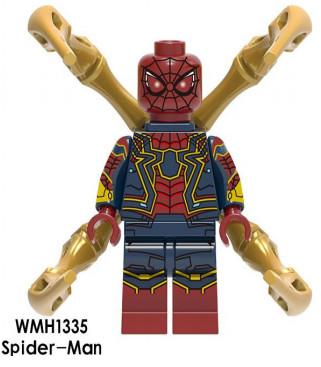 Человек-паук Мстители Супергерой Марвел Аналог лего