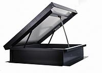 Крышный люк с функцией вентиляции 100x100