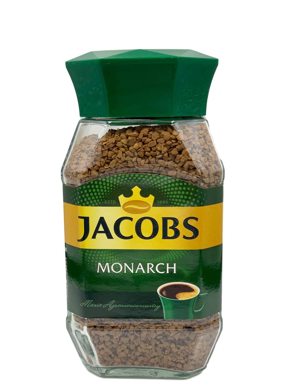 Кофе растворимый Jacobs Monarch 190 г