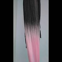 Хвост из синтетических волос