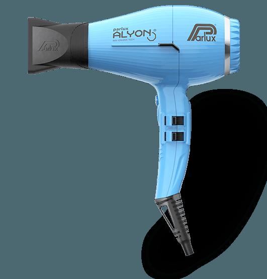 Фен для волос с ионизацией Parlux Alyon Turquoise PALY-turquoise 2250 Вт профессиональный