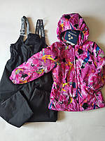 Демисезонный комплект (куртка + полукомбинезон) Huppa Yonne