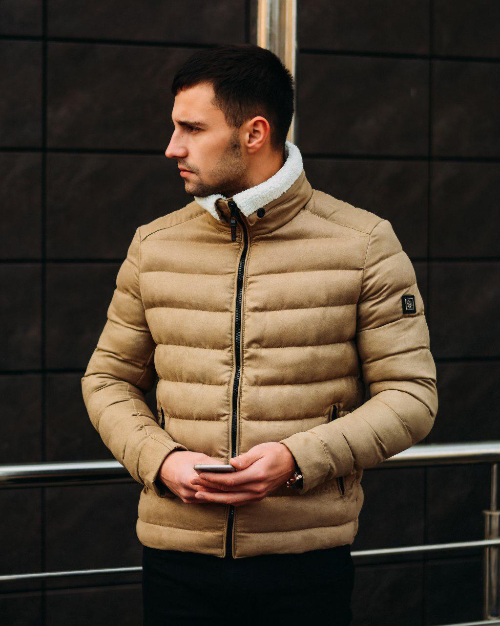 Зимова куртка Люксурі