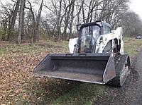 Оренда гусеничного міні-навантажувача Bobcat T770