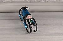 Квадрокоптер-трансформер (квадрокоптер + мотоцикл 2 в 1 - QY Leap Speed PRO) Синий, фото 6