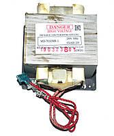 Трансформатор высоковольтный для микроволновки MD-701EMR-1 (6-ть контактов)