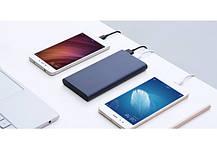 Портативная батарея Xiaomi Mi Powerbank 2S 10000mAh (PLM09ZM) (VXN4228CN) Silver, фото 3