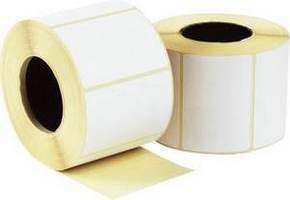 Термоэтикетка Т.Еко 80*60 мм 500 этикеток прямоугольная 10 шт White (8060T500)