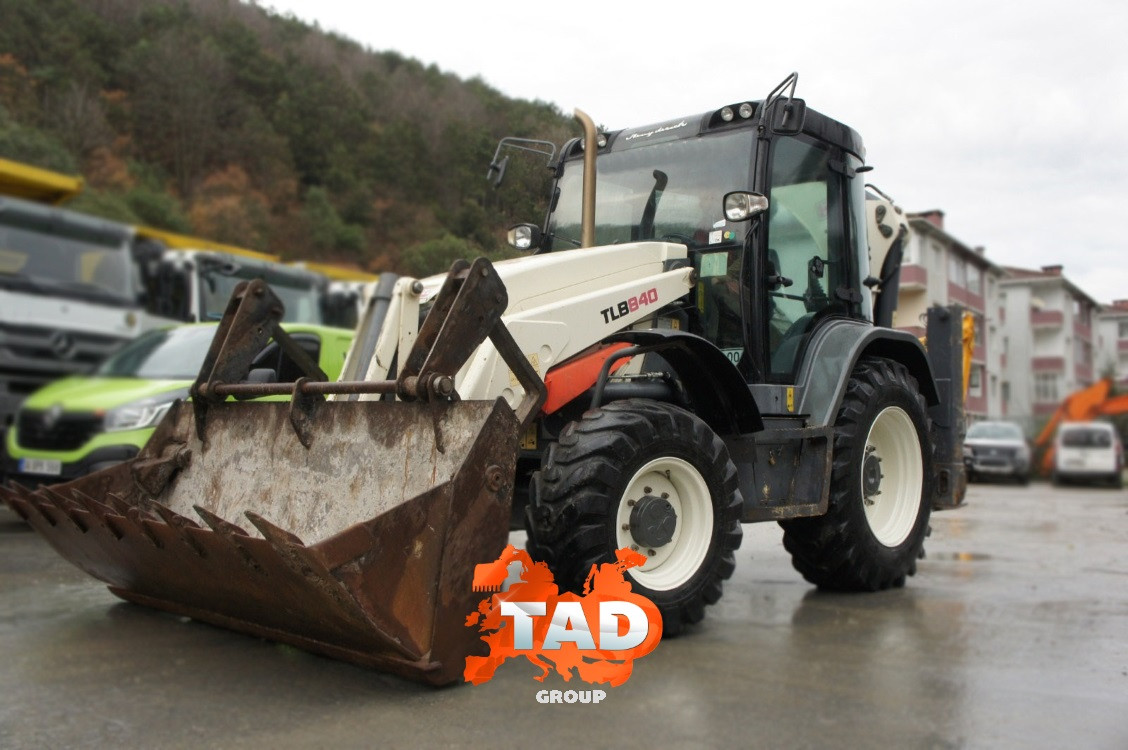 Екскаватор-навантажувач TEREX TLB 840 PS (2013 м)