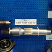 Вал насосний ГСТ-90 PVS90-02.001 реставрація
