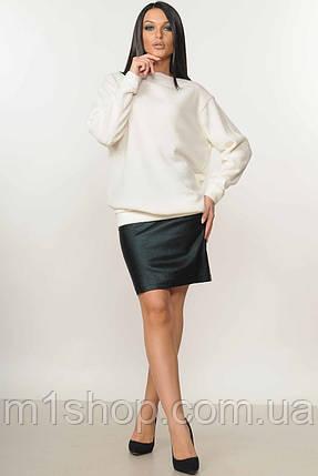 Женский костюм со свитшотом и юбкой больших размеров (Микаэль-Спэйс ri), фото 2