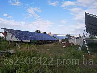 Наш новый обьект!!!! Пгт Покровское Днепропетровская область По хорошей традиции СЭС 2х30 кВт. Инвертор Solis 30k 2шт.