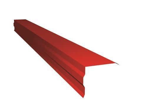 Ветровая  (торцевая) планка (длина 2 метра)