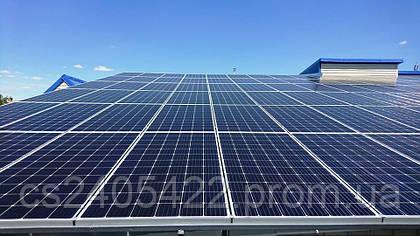 Очередной объект, реализованный нашими специалистами в г. Токмак. Сетевая, фотоэлектрическая станция, мощностью 27 кВт (по инвертору).