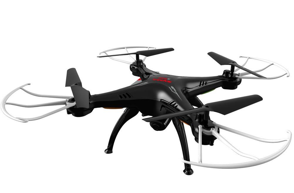 Квадрокоптер р/у Syma X5SC с 2-мегапиксельной камерой (черный)