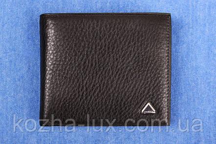 Портмоне мужское кожаное классное VE-016-10, натуральная кожа, фото 2