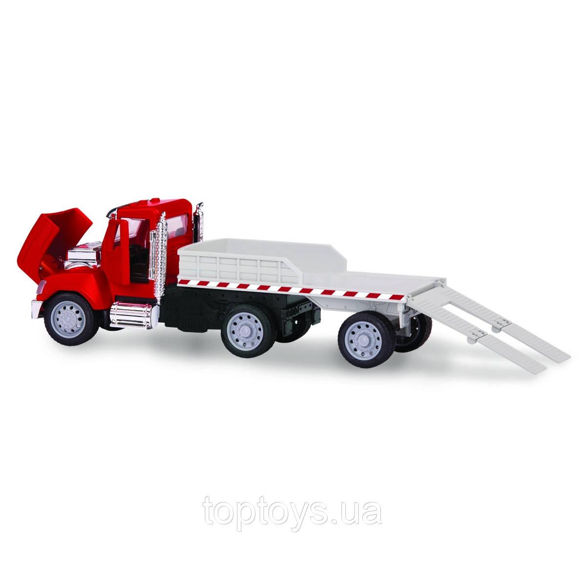 Іграшковий евакуатор Driven MICRO Вантажівка евакуатор (WH1073Z)