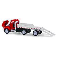 Іграшковий евакуатор Driven MICRO Вантажівка евакуатор (WH1073Z), фото 1